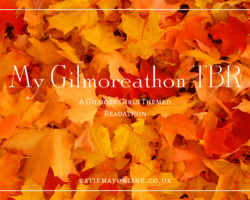 gilmoreathon readathon reading tbr