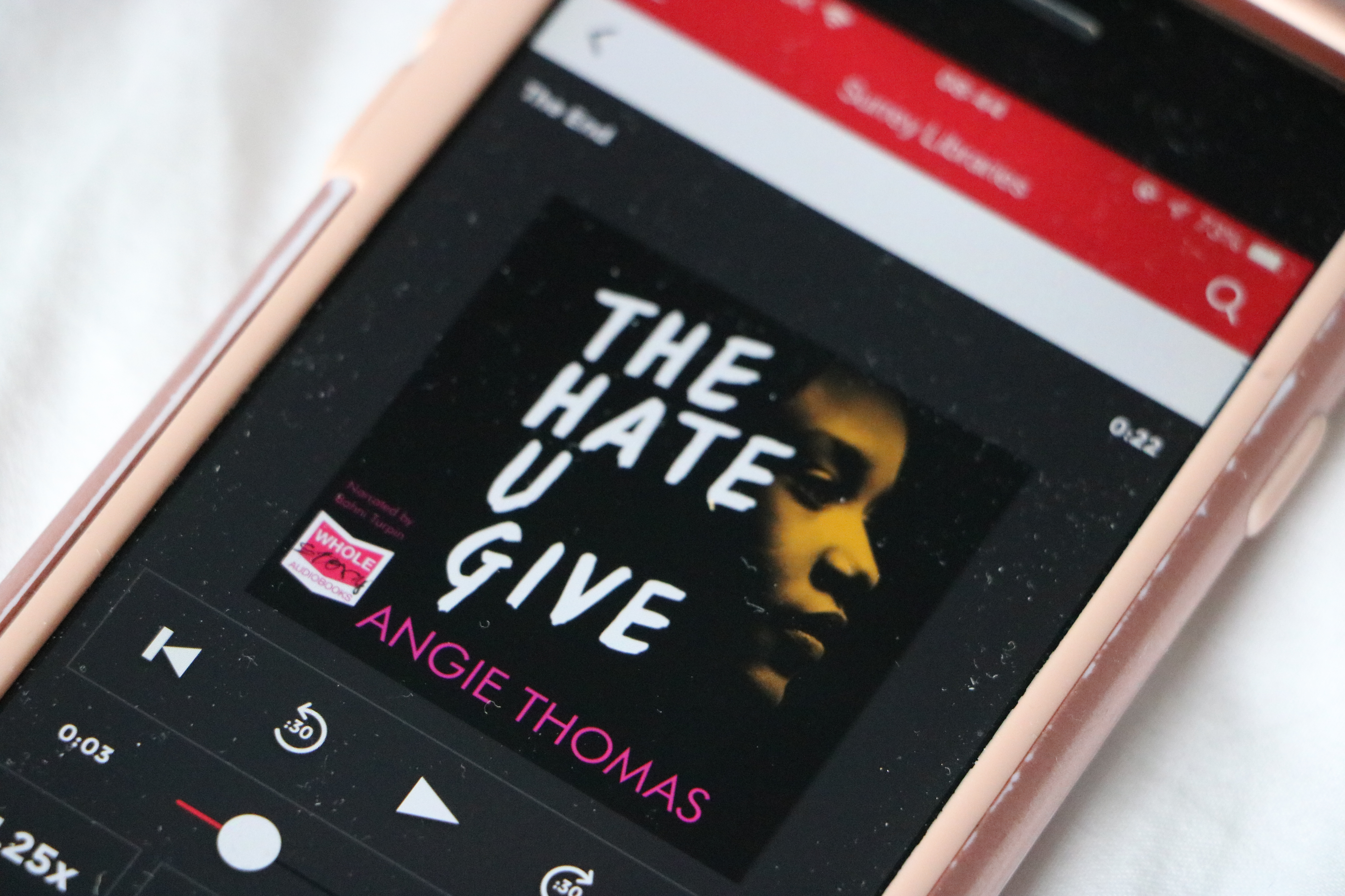 the hate u give review