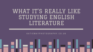 What it's really like study english literature at university