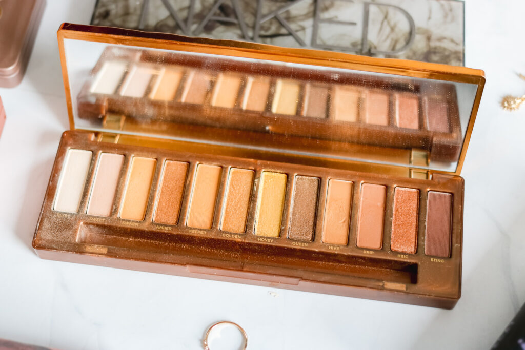 should I invest in the naked honey palette