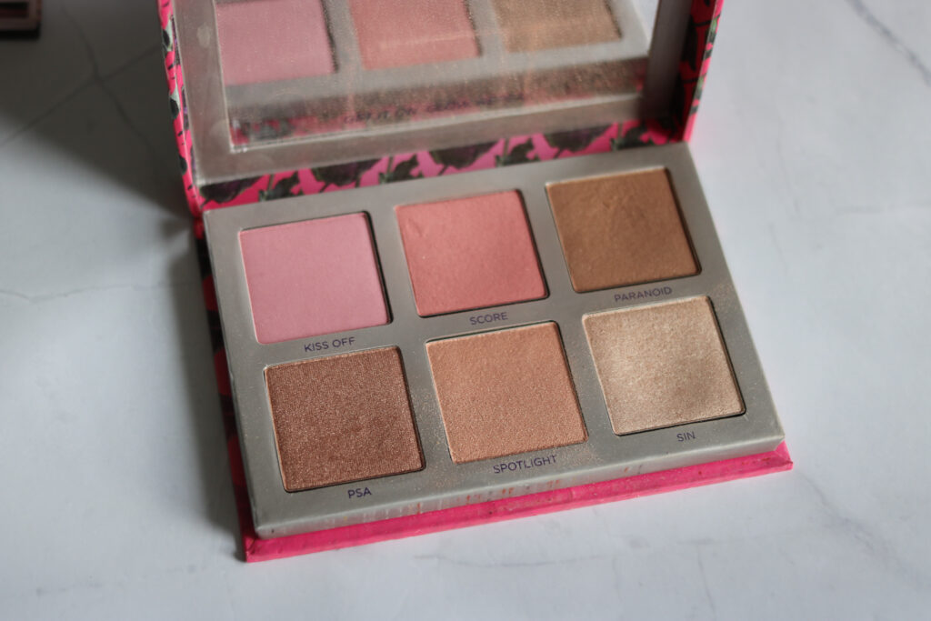 the ultimate 1 palette does all by urban decay